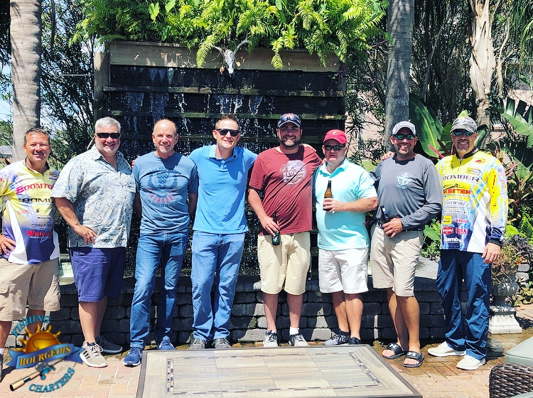 Corporate Fishing Trips New Orleans